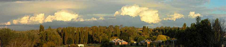 Molong cloudset, NSW 2011